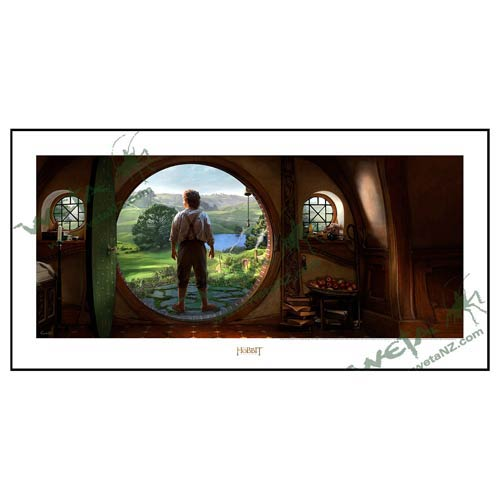 The Hobbit An Unexpected Journey Art Print