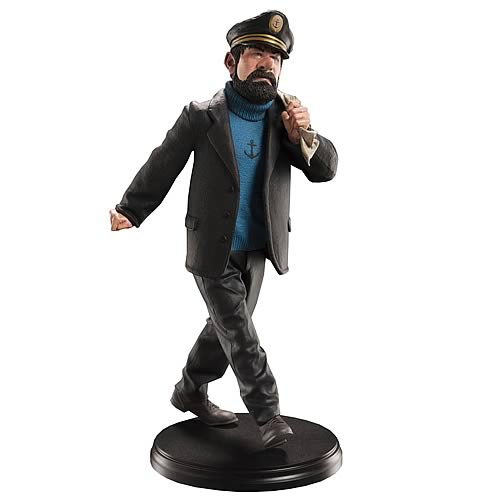 Adventures of Tintin Captain Haddock Statue