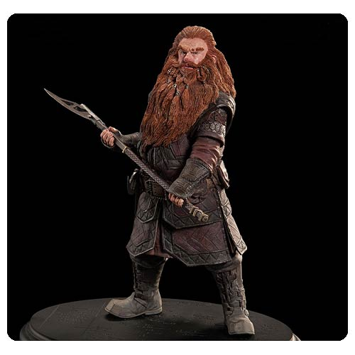 The Hobbit An Unexpected Journey Gloin the Dwarf 1:6 Statue