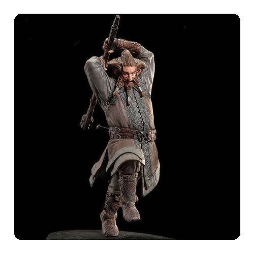 The Hobbit An Unexpected Journey Nori the Dwarf 1:6 Statue