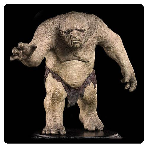 The Hobbit An Unexpected Journey William the Troll Statue
