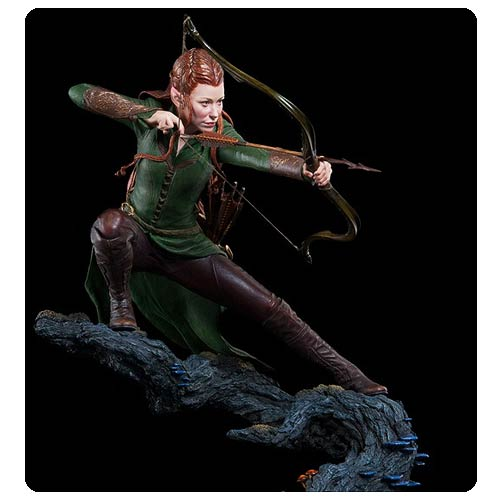 The Hobbit The Desolation of Smaug Tauriel 1:6 Scale Statue