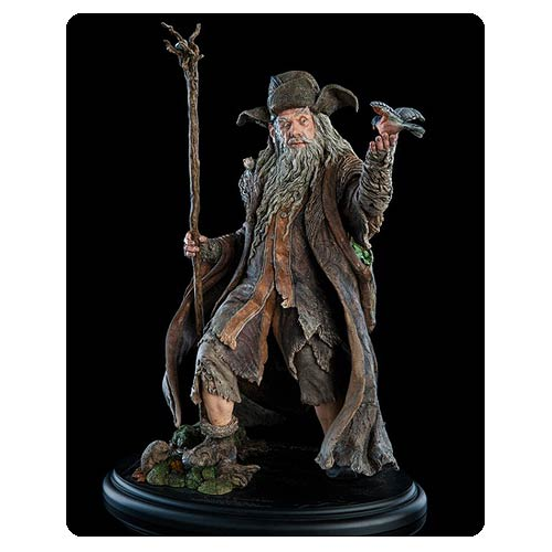 Hobbit Unexpected Journey Radagast the Brown 1:6 Statue