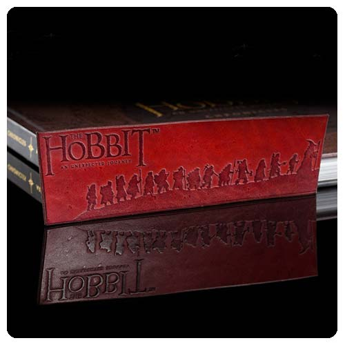 The Hobbit An Unexpected Journey Thorin's Company Bookmark