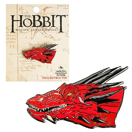 The_Hobbit_Smaug_Collectable_Pin