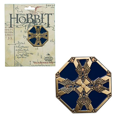 The_Hobbit_Dwarven_Shield_Collectable_Pin
