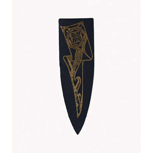 The_Lord_of_the_Rings_Elven_Banner_Leather_Magnet