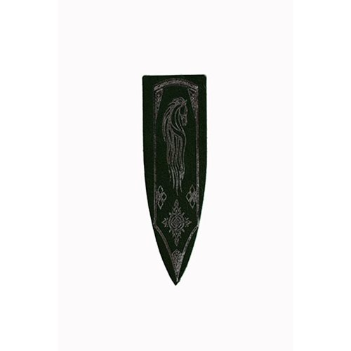 The_Lord_of_the_Rings_Rohan_Royal_Banner_Leather_Magnet