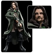The Lord of the Rings Aragorn Mini Epics Vinyl Figure