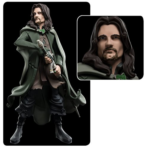 The_Lord_of_the_Rings_Aragorn_Mini_Epics_Vinyl_Figure