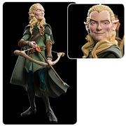 The Lord of the Rings Legolas Mini Epics Vinyl Figure