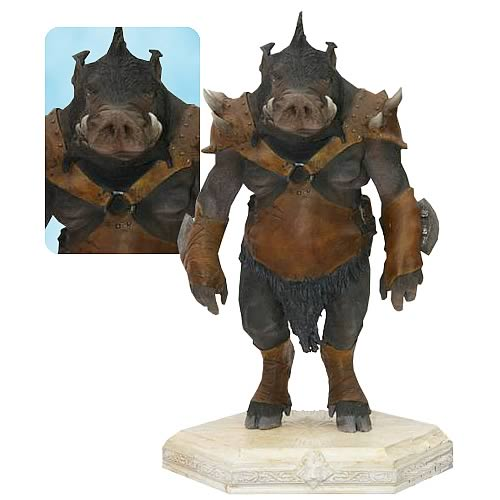 Chronicles of Narnia Minoboar Maquette