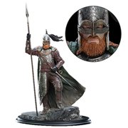 The Lord of the Rings Royal Guard of Rohan Statue
