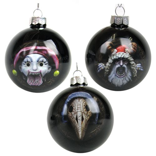 Krampus Beelze-Baubles Set 1 3-Pack