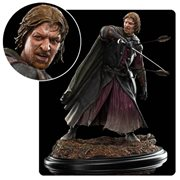 Lord of the Rings Boromir at Amon Hen Statue