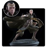 The Hobbit: The Battle Of The Five Armies Lord Elrond Statue