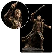 The Hobbit Lord Elrond Dol Guldur 1:30 Scale Statue