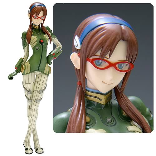 Evangelion 2.0 Mari Makinami Plug Suit Version Statue