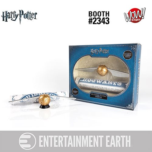Harry Potter Mystery Flying Snitch - SDCC Debut