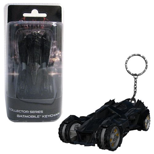 Batman Arkham Knight Batcave: Batman: Arkham Knight Batmobile Key Chain