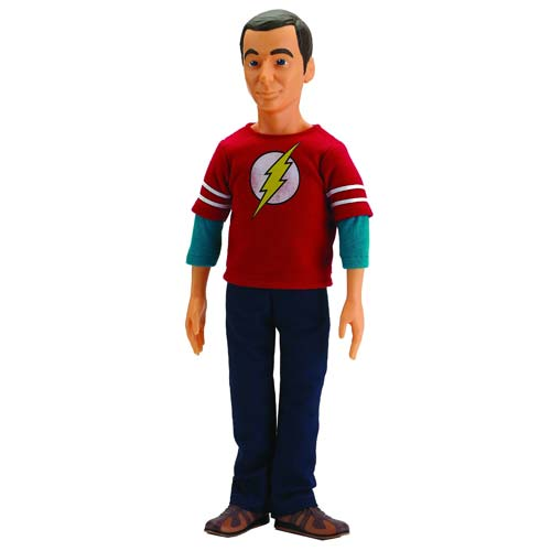 Big Bang Theory Sheldon Cooper 17-Inch Talking Action Figure
