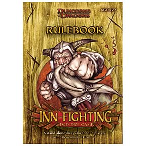 Dungeons & Dragons Inn-Fighting Game