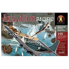 Axis & Allies Pacific Game