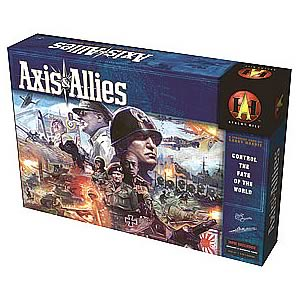 Axis & Allies Revised Game