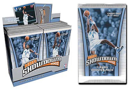NBA Showdown 2002 Boosters - Wizards of the Coast - Sports ...
