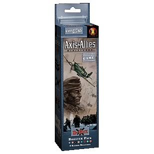 Axis & Allies Miniatures Set 4 D-Day Boosters