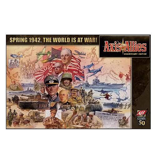 Axis & Allies Anniversary Edition Game
