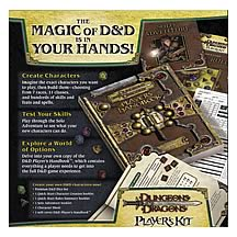 Dungeons & Dragons Player's Kit