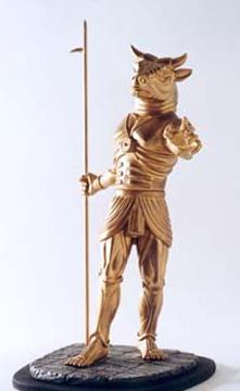 12 inch Minaton Statue