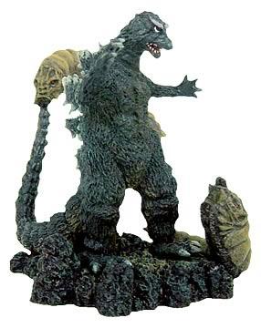 Godzilla 1964 4-inch Statue