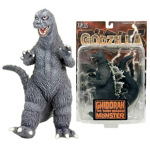 Godzilla 1964 Roto-Cast Figure