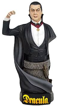 Dracula 1:6 Scale 3/4 Mini Bust