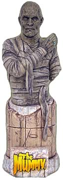 Mummy 1:6 Scale 3/4 Mini Bust