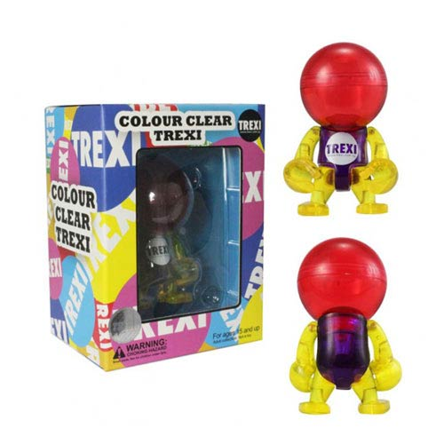 Color Clear Trexi Mini-Figure
