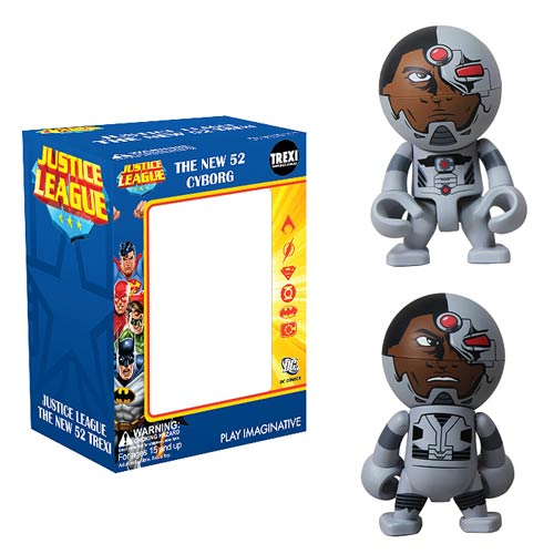 Teen Titans Cyborg New 52 Trexi Mini-Figure