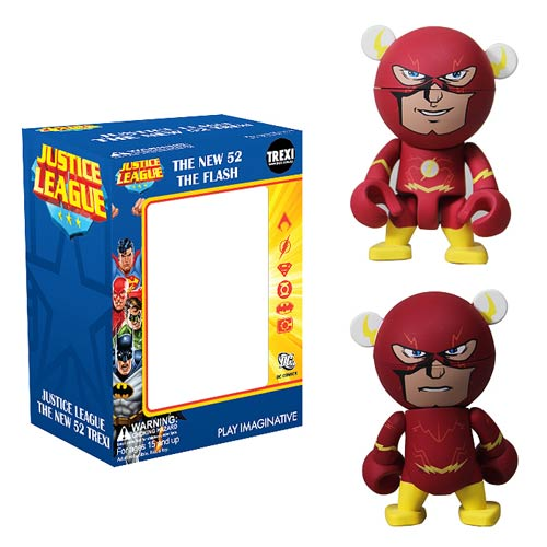 Flash New 52 Trexi Mini-Figure