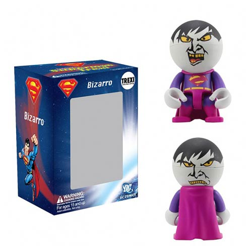 Superman DC Collection Bizarro Trexi Mini-Figure