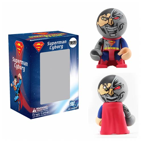 Superman DC Collection Cyborg Superman Trexi Mini-Figure