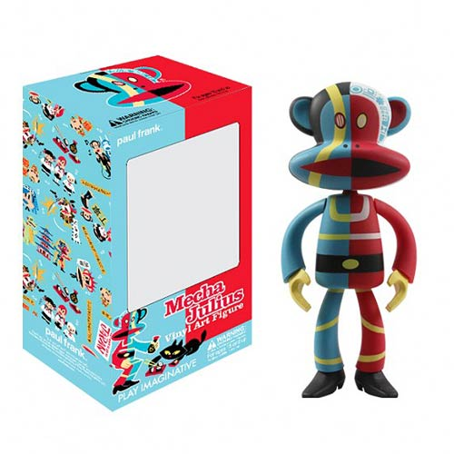 Paul Frank Kikaider Julius Vinyl Art Figure