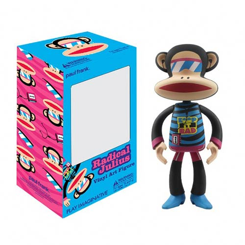 Paul Frank Radical Julius Vinyl Art Figure