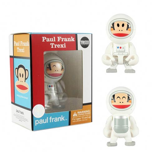Paul Frank Astronaut Julius Trexi Mini-Figure