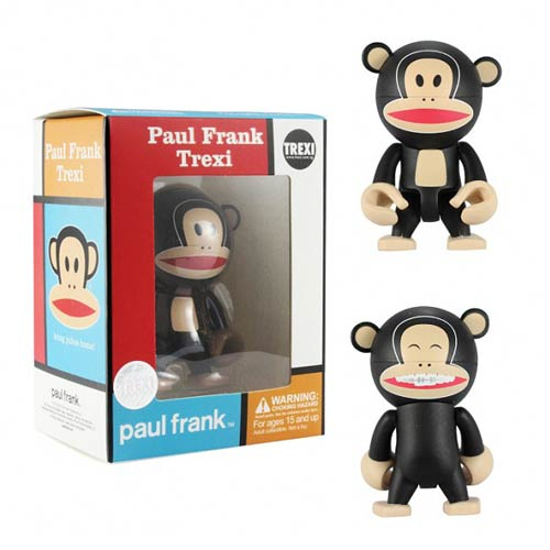 Paul Frank Julius Trexi Mini-Figure