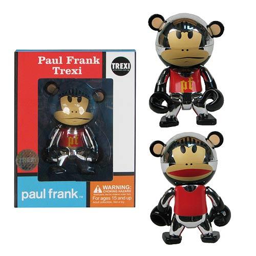 Paul Frank Knight Julius Trexi Mini-Figure