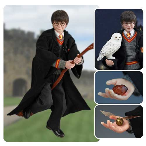 Harry Potter & the Sorcerer's Stone Harry 1:6 Action Figure