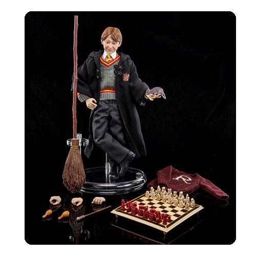 Harry Potter & the Sorcerer's Stone Ron Weasley Figure