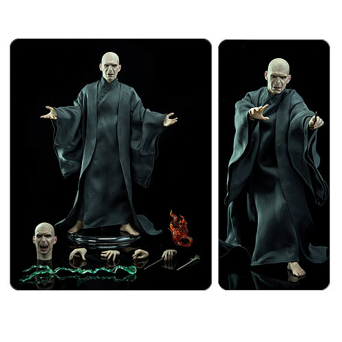 Harry Potter Lord Voldemort 1:6 Scale Action Figure